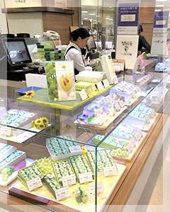 旬果瞬菓共楽堂伊勢丹浦和店