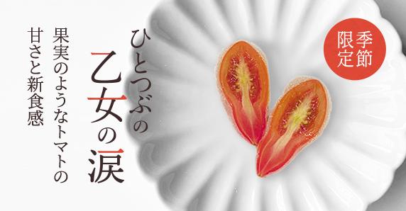 """ひとつぶの乙女の涙"""""""