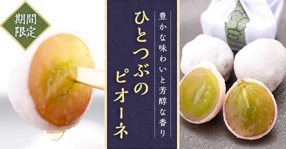 ひとつぶのピオーネ(冷蔵便)