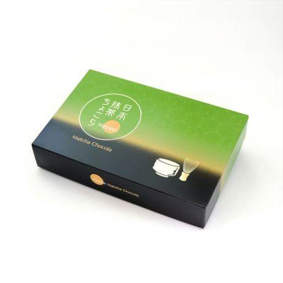 日本抹茶ちょこら 8個入ボックス