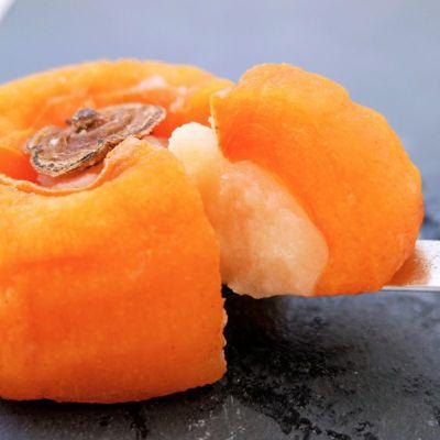 柿中柚香(かきなかゆうか)はこだわりの柚子餡とあんぽ柿