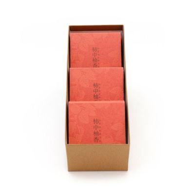 柿中柚香(かきなかゆうか) 3個入