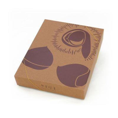 ほんとにおいしい栗菓子。ほくほ栗12個入包装
