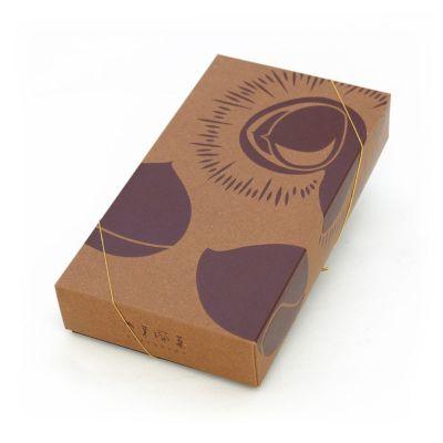 ほんとにおいしい栗菓子。ほくほ栗 8個入包装