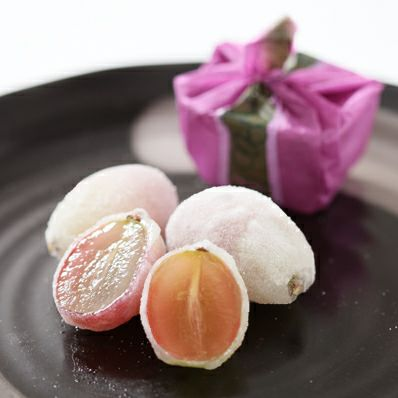 ほくほ栗と柿中柚香