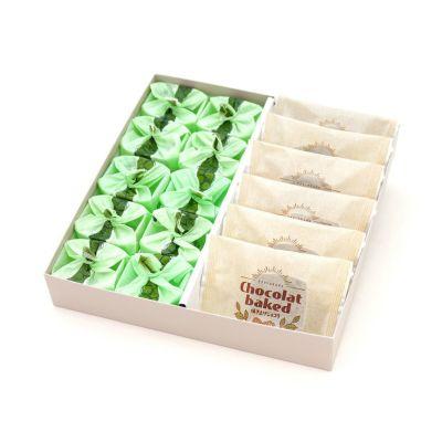 ひとつぶのマスカット・焼き上げショコラ詰合せ16個入(冷蔵便限定)