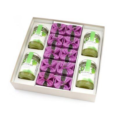 ひとつぶの紫苑・マスカットジャム詰合せ 16個入